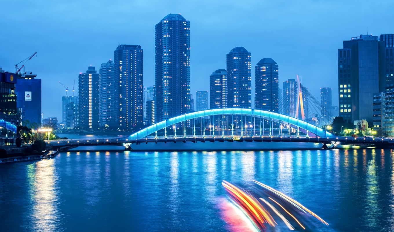 tokyo, япония, мегаполис, столица, дома,