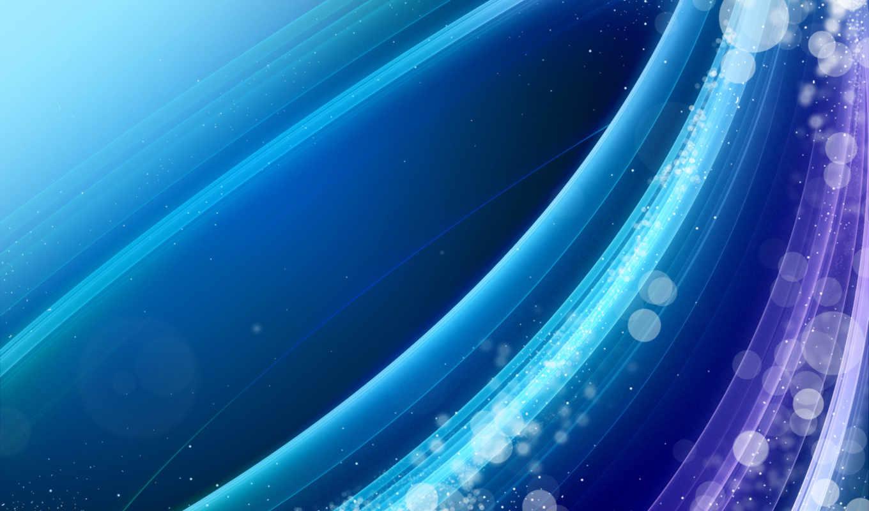 абстракция, линии, круги, blue,