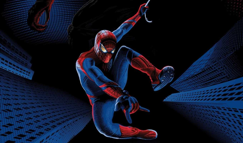 паук, new, мужчина, гарфилд, amazing, масть, andrew,