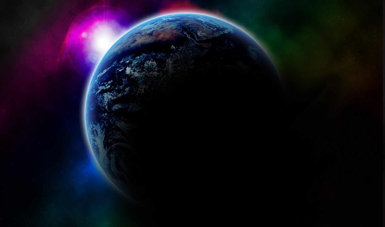 earth, планета, duvar, free, качестве, amelin, space,