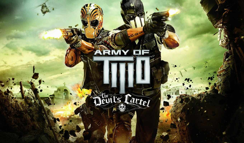 two, army, cartel, devil, devils,