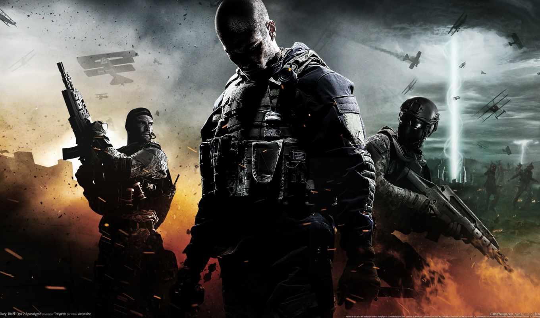 колл, duty, ops, black, апокалипсис,