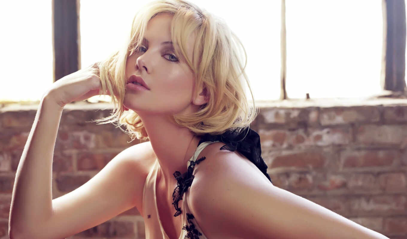theron, charlize, hot, desktop,