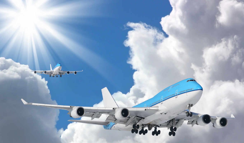 авиация, самолёты, небо, полёт, облака, солнце, воздух, ¹ãöý, ¹ãöýº½, главная, to, wallpaper, картинку,