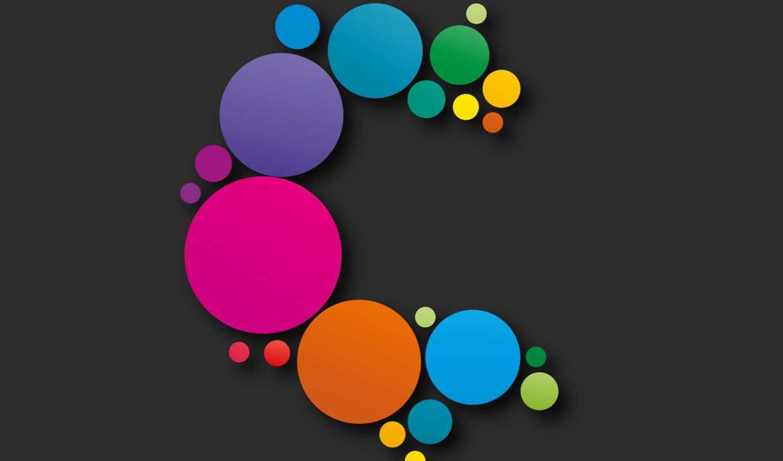 , радуга, графика, тона, shapes, геометрия, colorful,