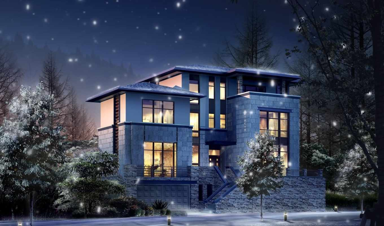 architecture, house, gifleri, christmas, чтобы, wallpapers, تصاویر, winter, wallpaper, برف, архитектура, designs, design, top, современный, stunning, котедж, yılbaşı, merry,
