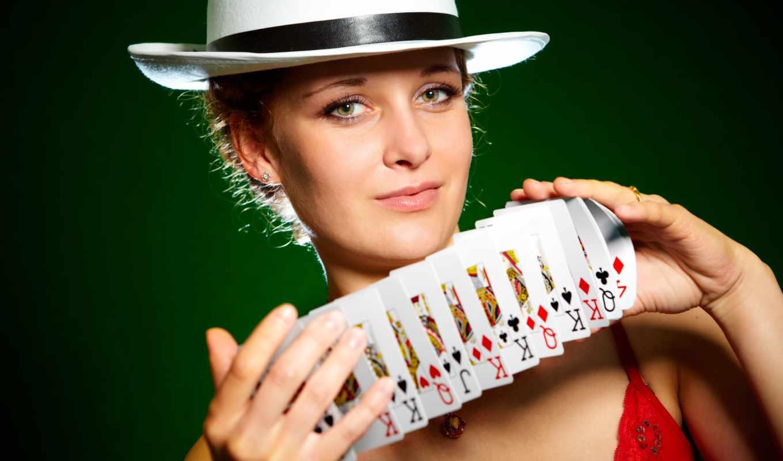 девушка, shuffle, card, карты, tricks, шары, глобусы, картами,