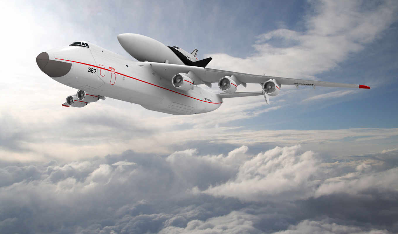 полет, небо, ан, aircraft, plane, flying, you, soviet, planes, мрия, above, облака,