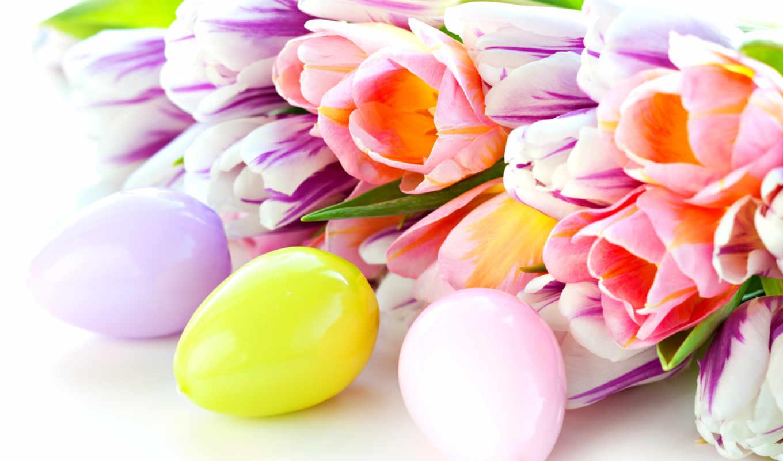 easter, шарики, высоком, весна, качестве,