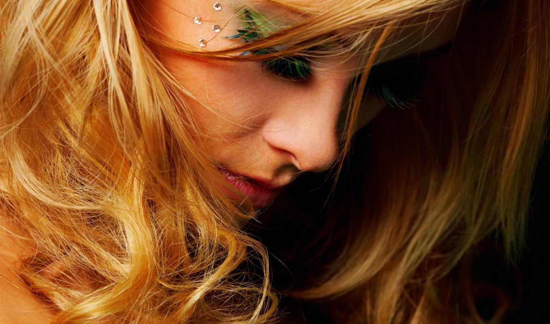 девушка, devushki, рыжая, подборка, красивых, лицо, ресницы, девушек,