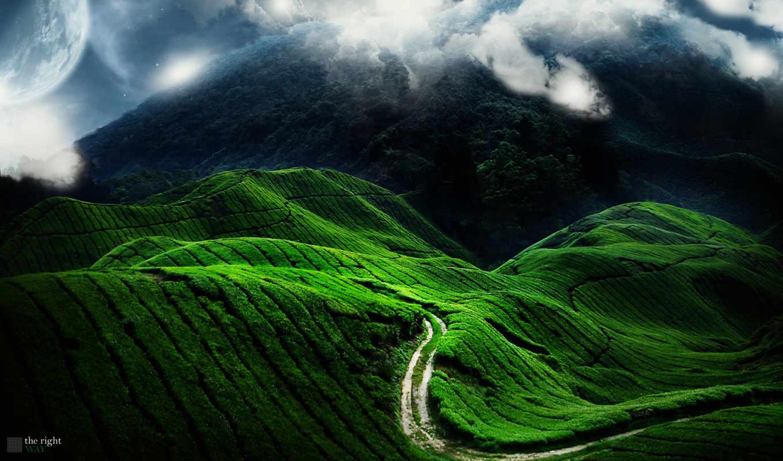 дорога, heaven, горы, browse, рельеф,