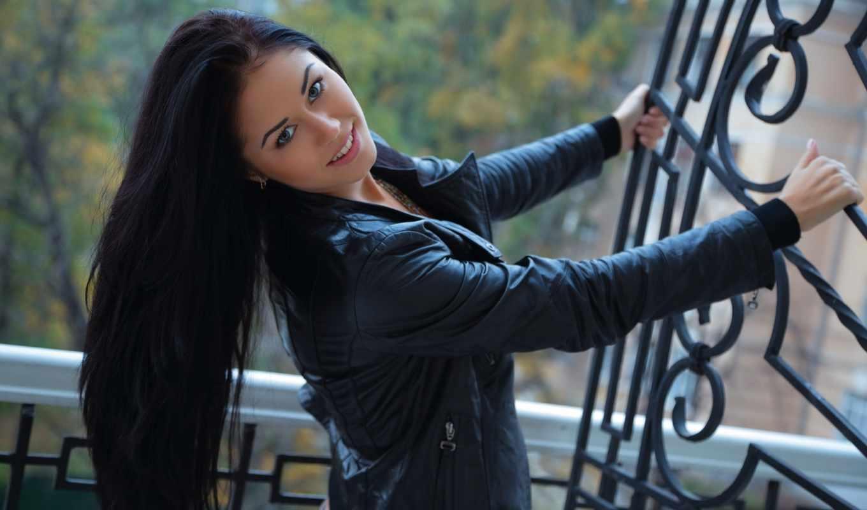 девушка, картинка, волосы, красивой, кофта, devushki, одной, сне,