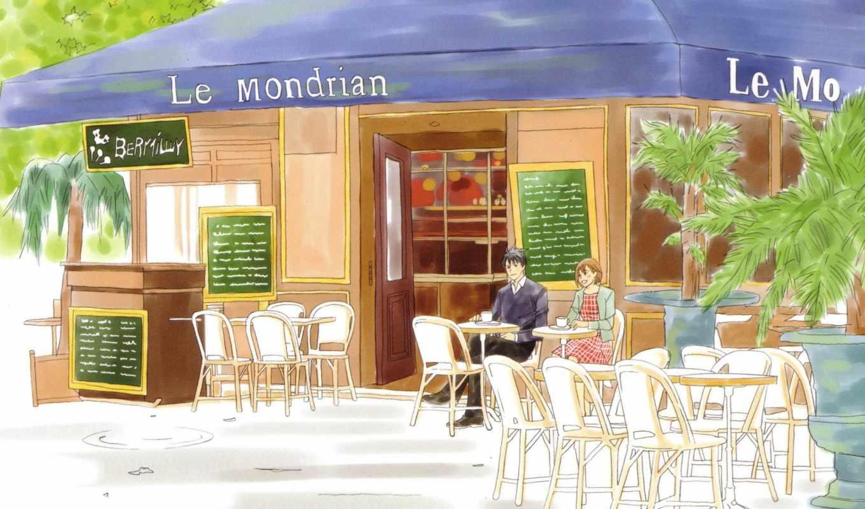 anime, кафе, nodame, cantabile, para, discover, формате, more,