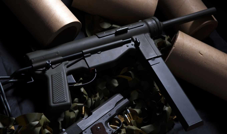 оружие, пп, МР-3008, кольт, 1911, патроны
