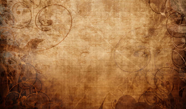 текстура, тень, коричневый, силуэт, узоры, завитки, текстуры, textures,