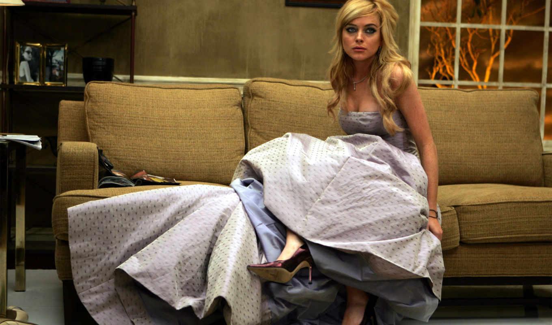 lindsay, lohan, стр, линдсей, платье, интерьер, актриса, картинку, правой, ней, кнопкой, мыши, выберите,
