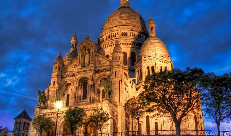парижа, достопримечательности, париж, город, мира, достопримечательностей,