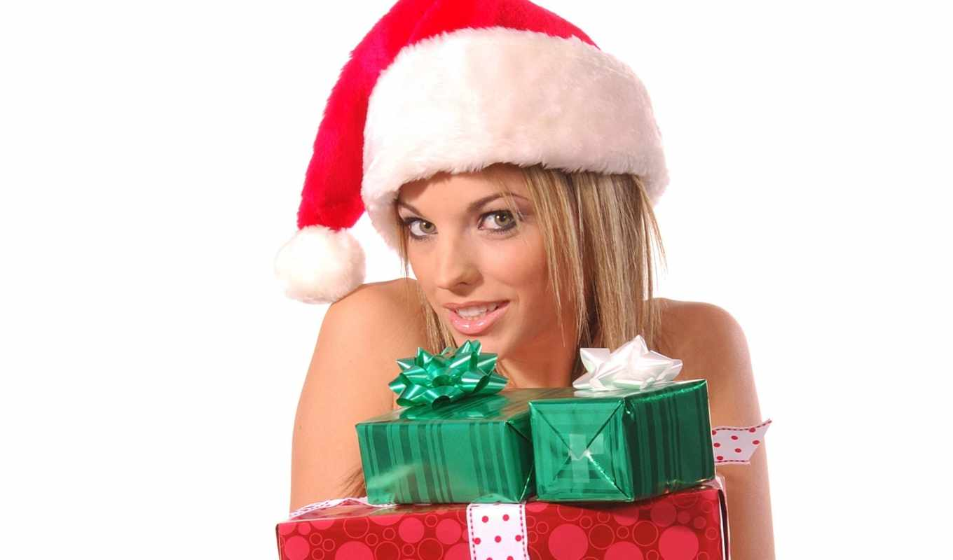 christmas, girls,