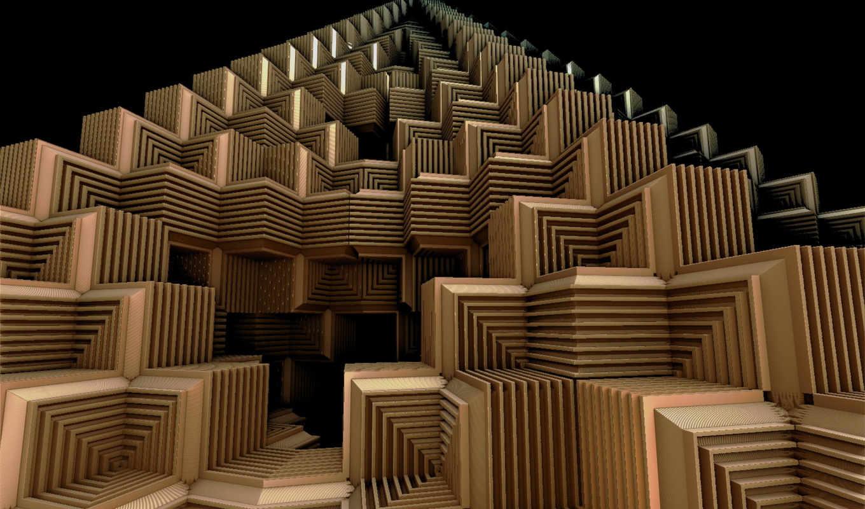 абстракция, пирамиды, пирамида, разное, город, заставки,