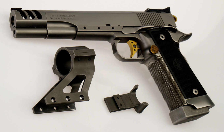 картинка, оружие, красиво, пистолет, ствол, германия, картинку, кнопкой, мыши,