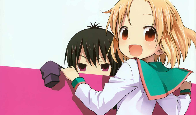 channel, run, manga, аниме, bb, kuroda, animation, tooru, life, ichii, momoki, парни, hair, девушки,