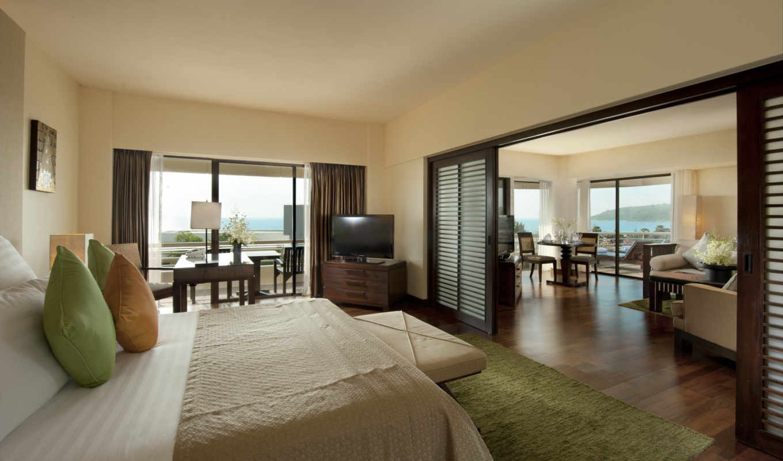 hilton, phuket, arcadia, resort, spa, wing,