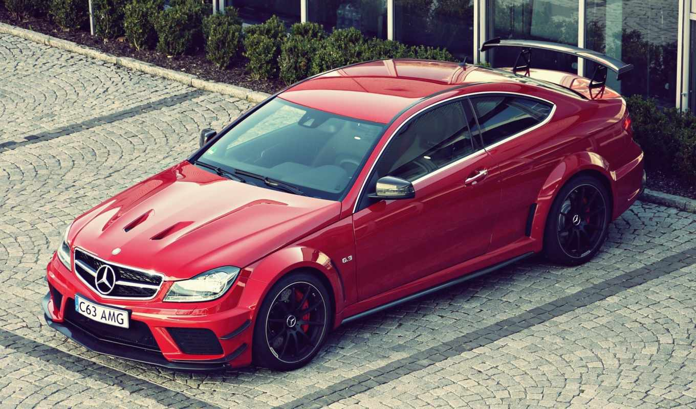 mercedes, coupe, amg, benz, black, серия, мерседес,