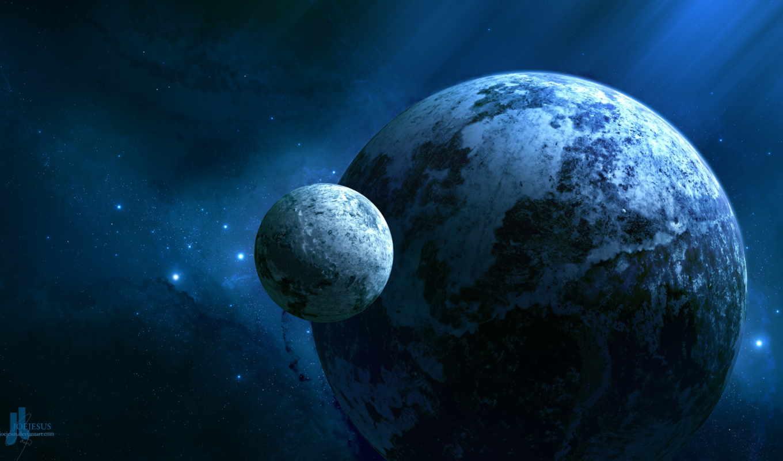 космос, планеты, звезды,