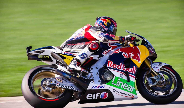 гонка, мотоцикл, спорт, мото, motogp, honda, скорость,