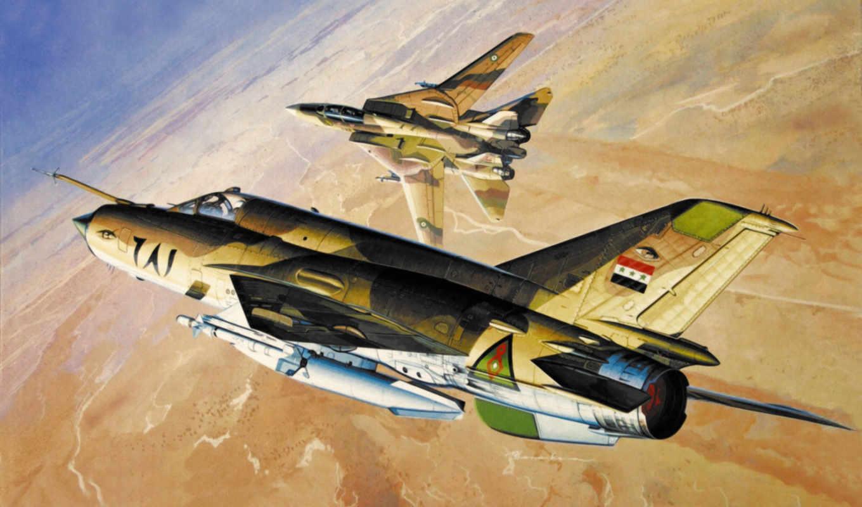 mig, миг, fujimi, mf, танк, основной, авиации, художественная, галерея, военной, урал, боевой,
