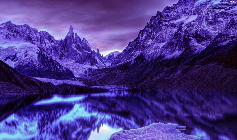 пейзажи -, горные, горы, ozero, пейзаж, priroda,