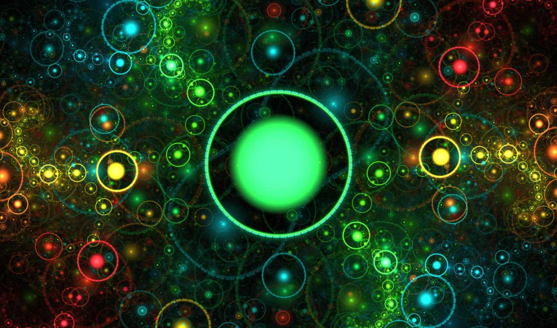 круги, шарики, узор, разноцветными, сияние, wallpaper, background, красками, hd, iphone, pictures, circle, формы, new, яркий, muster, kreise, ipad, kugeln,