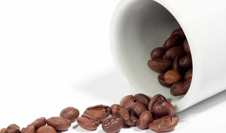 рассыпанные, зерна, coffee, love, kaffee, und, tee, kopi, download,