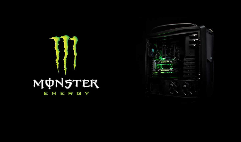 monster, energy, напиток,