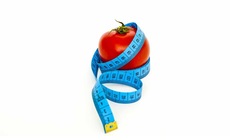 диета, мерка, гиря, healthy, тело, яблоко,