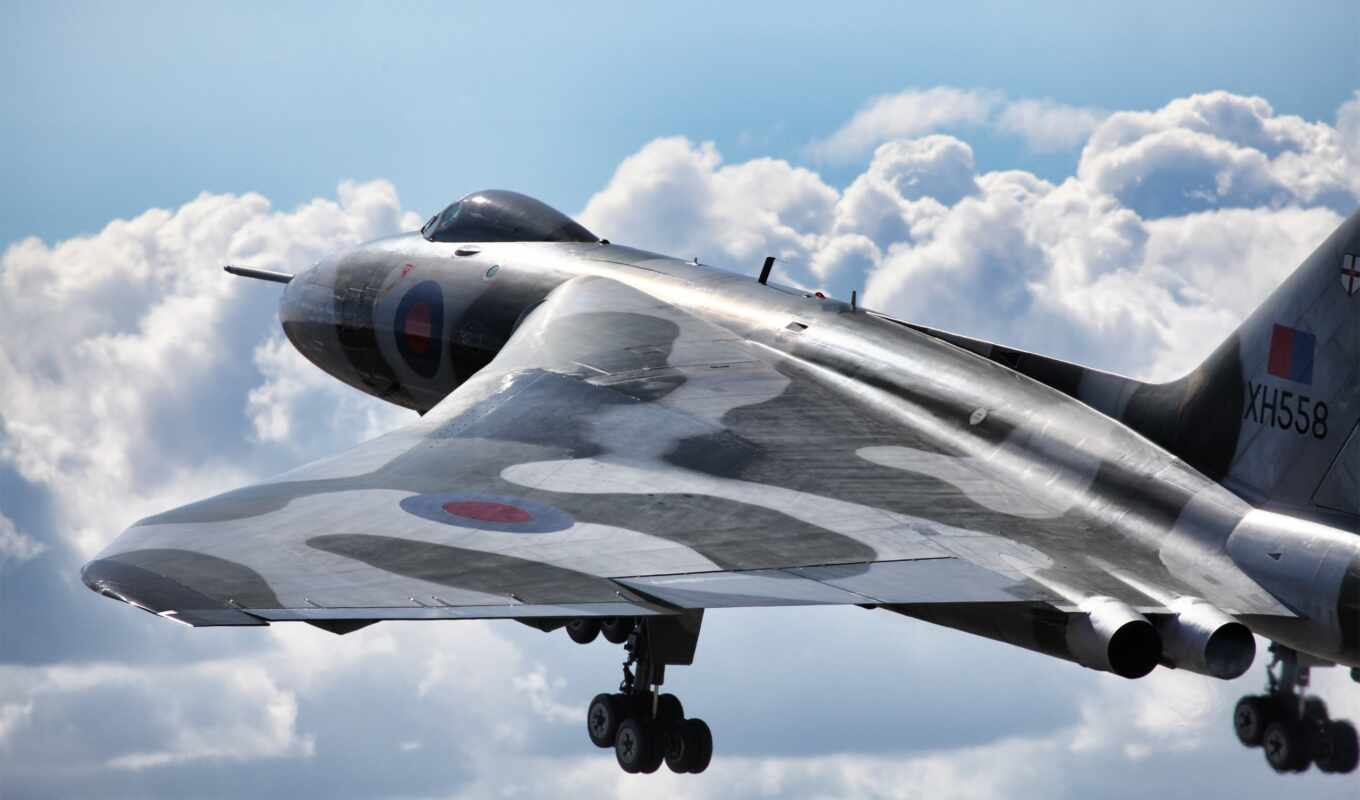 самолёт, военный, истребитель, vulcan, бомбардировщик, air, avro, british, мб, jets,