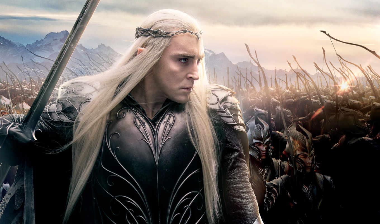 thranduil, hobbit, pace, lee, трандуил,