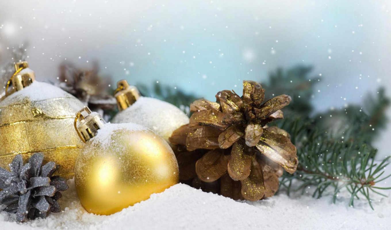 christmas, праздник, шары, елка, зима, шишки, снег, السنة, merry,