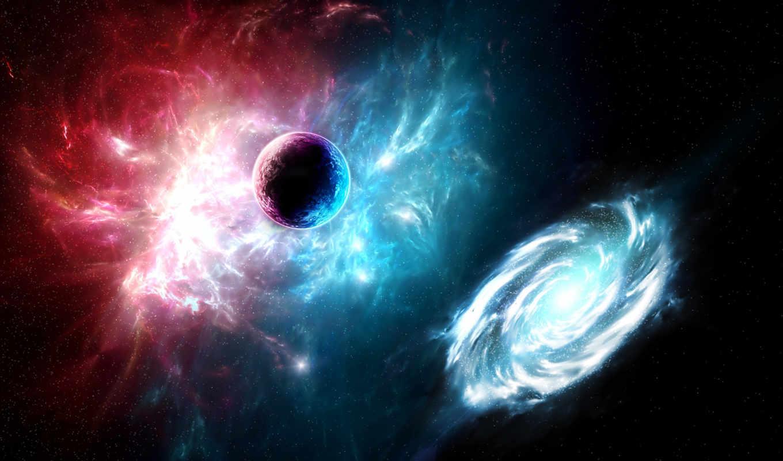 universe, planet, nebula, планеты, небо,
