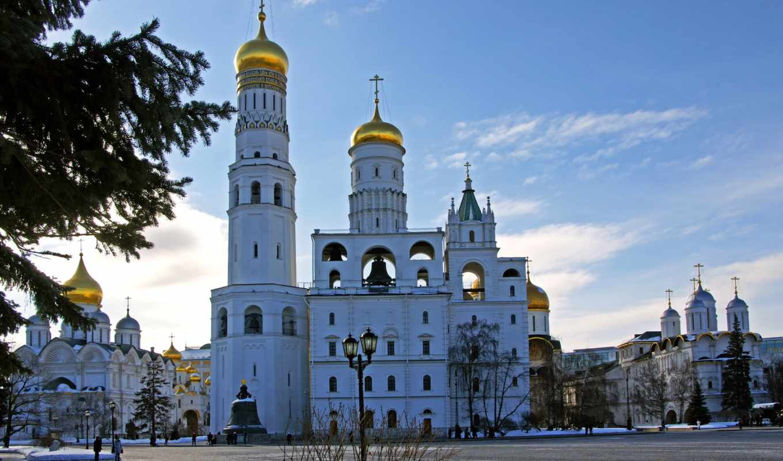 bell, cathedral, ивана, великого, успенский, church,