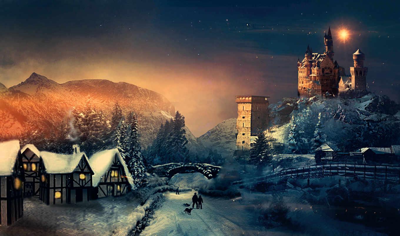 sfondi, winter, ди, природа, inverno, метки, neve, скачано, программа, категория, добавил,