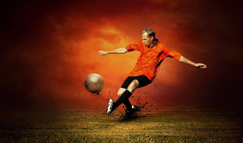 мяч, футбол, спорт, soccer, футболист, картинка, widescreen,