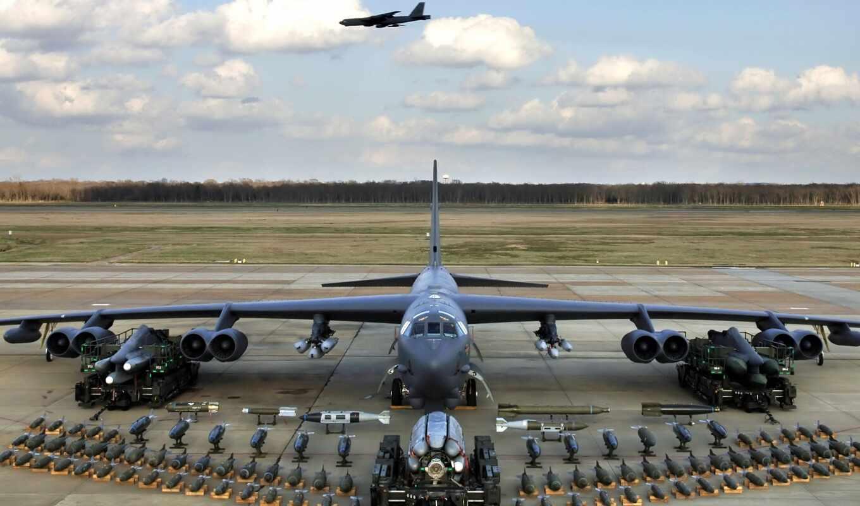 бомбардировщик, стратегический, американский, сентябрь, сша