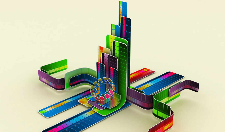 ipad, abstract, сборник, model, inspiration, design, color, великолепных, more,