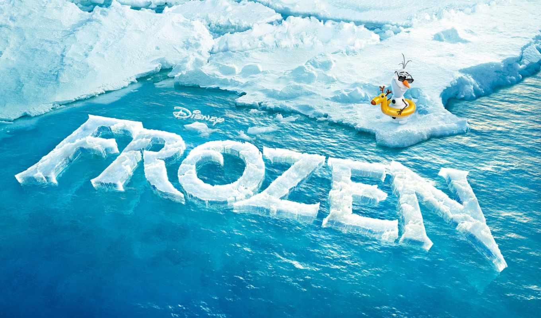 холодное, сердце, frozen, сниматься,