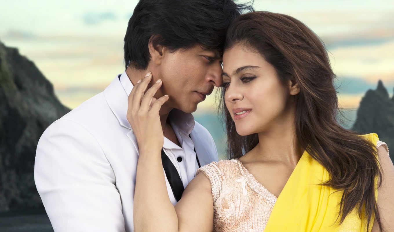 пара, bollywood, dilwale, movie, romantic, khan, movies, романтика, kajol,