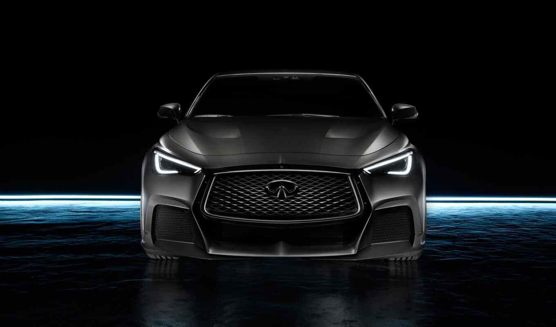 infinitus, black, concept, проект, coupe, renault, показать, спорт, производственный, geneva
