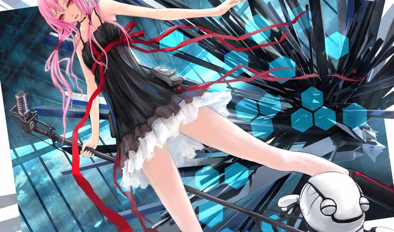 anime, crown, guilty, manga, редкое, записи, серия, ролика, добавлено, код, комментарием, категория,