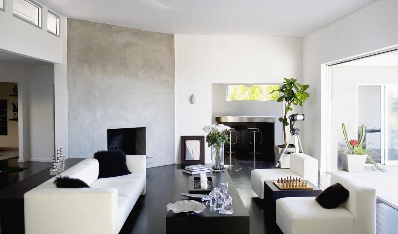 интерьер, комната, living, вазы, фото, design, цветы, диван, интерьеры,