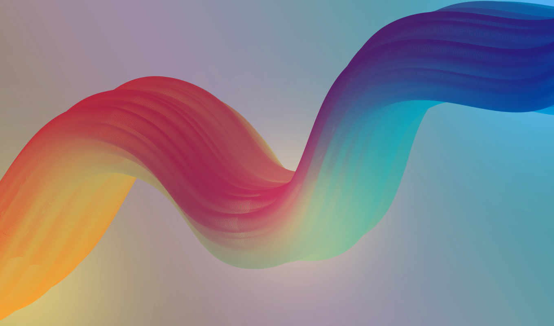 colorful, кривой, blue, фиолетовый, rays, resolutions, widescreen,